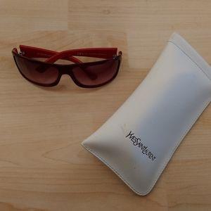 Yves Saint Laurent YSL 6113/STRASS Sunglasses